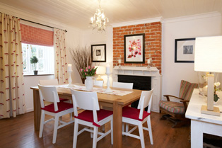 Manor Farm Cottage Dining Room